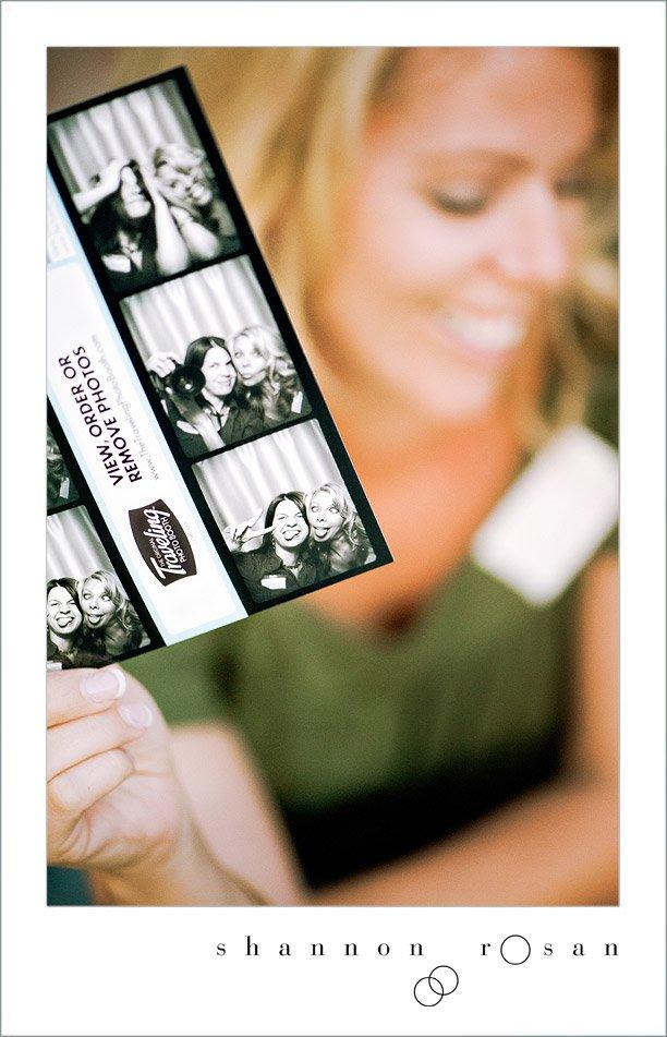 Jen Martin and Shannon Rosan - PhotoBooth snaps.