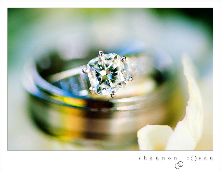 Melville Wedding Rings