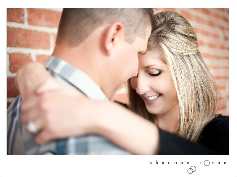 Rustic Chic Engagement Session 13