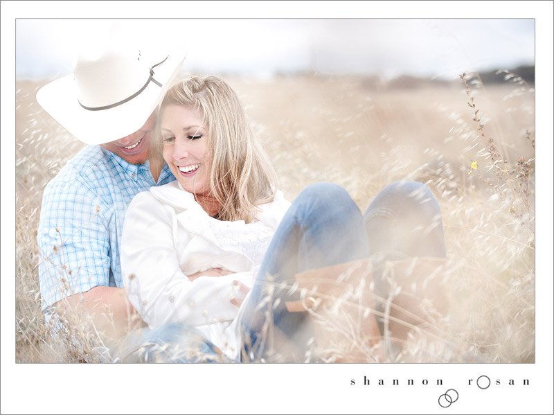 Rustic Chic Engagement Session 9