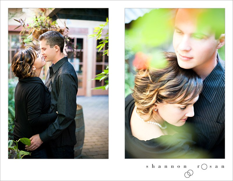 wine and roses engagement lodi 5