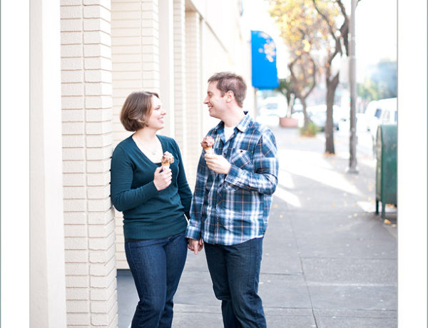 Chico Engagement Photography - Eric & Molly