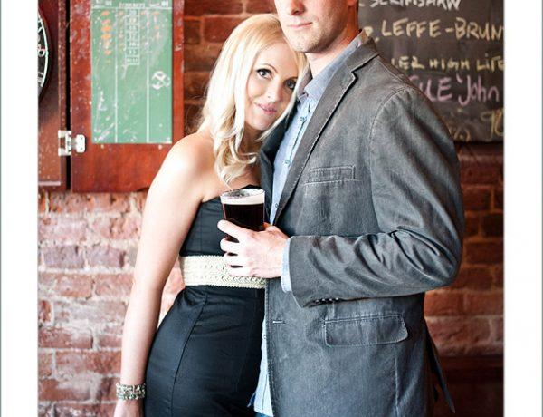 Banshee engagement photography chico
