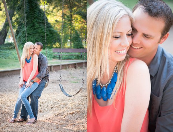 Bidwell Park Chico Engagement Session 3