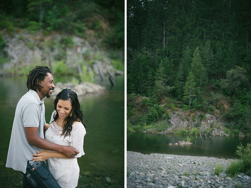Mountain Engagement Photography 2