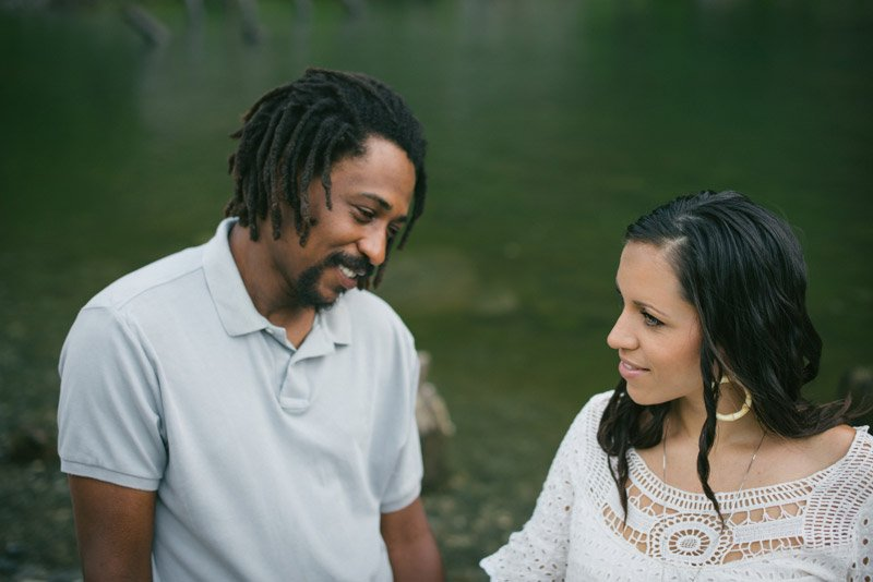 Mountain Engagement Photography 6