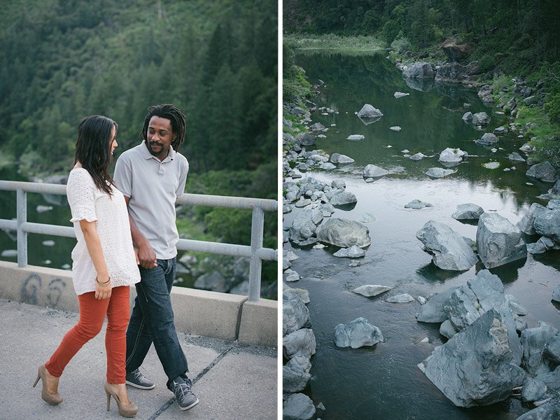 Mountain Engagement Photography 8