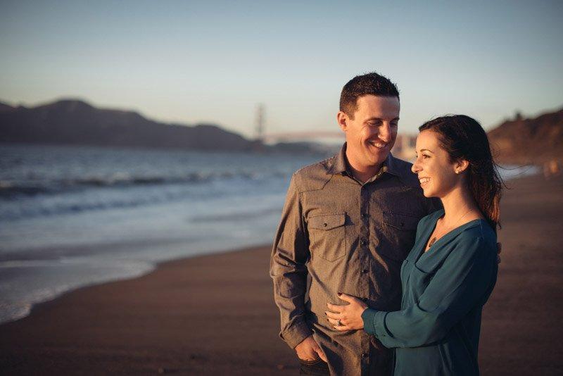 Golden Gate Bridge Engagement Session 4