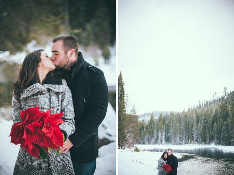 Truckee Engagement Photographer