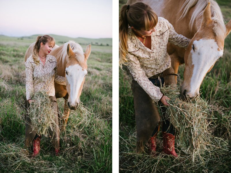 cattle-rancher-megan-brown-with-horse
