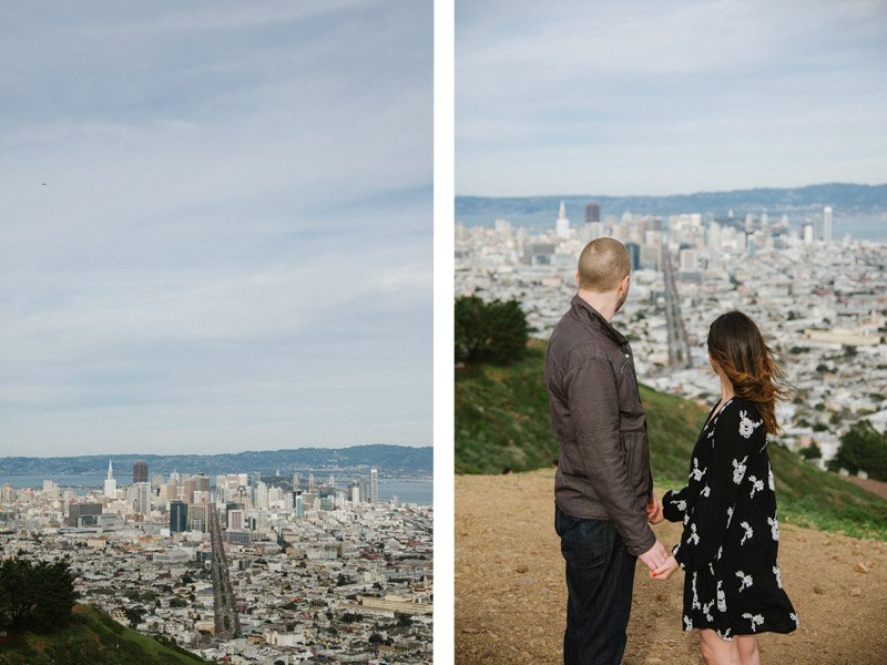 Twin Peaks Engagement Photos