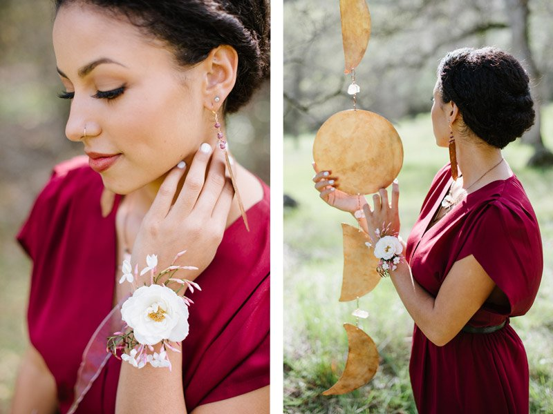Marsala Wedding Inspiration | Photography by Shannon Rosan