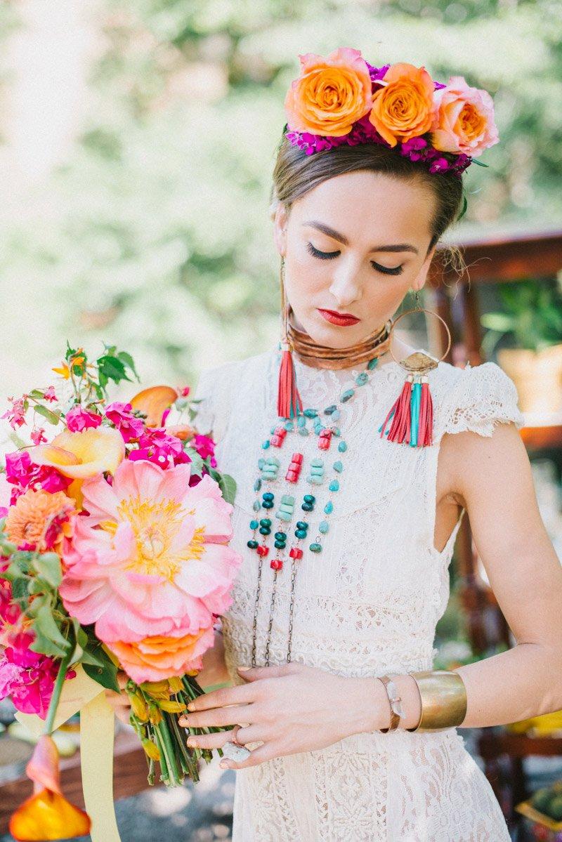 Wedding Photography by Shannon Rosan - rosanweddings.com - #bohobride #bride #wedding #weddingphotos