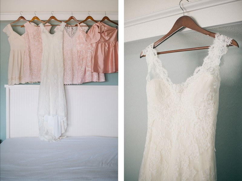 bhldn wedding dress - Shannon Rosan Photography - rosanweddings.com