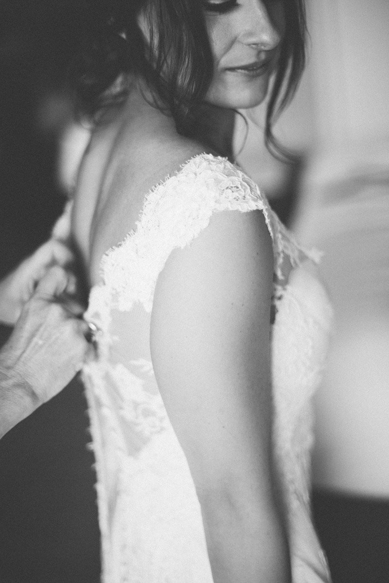 getting ready bridal portraits - Shannon Rosan Photography - rosanweddings.com