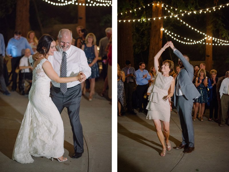 parents first dance at wedding - Shannon Rosan Photography