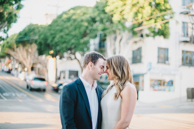 San Francisco Engagement Photography by Shannon Rosan - rosanweddings.com