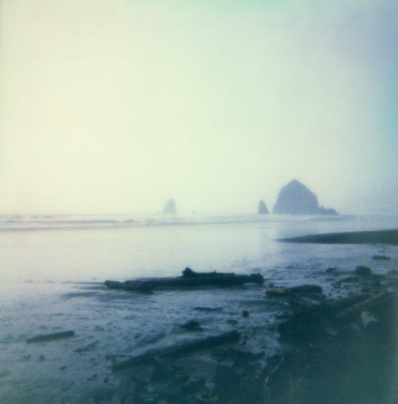 Polaroid Travel Photos, Shannon Rosan Photography