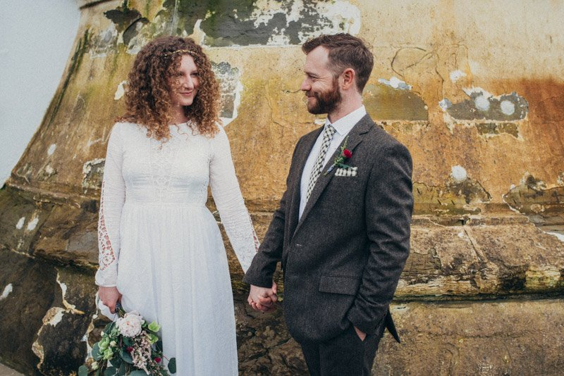 Sou'Wester Wedding | Shannon Rosan Photography, rosanweddings.com #boho #hipster #wedding