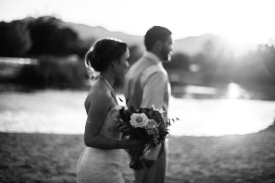 Field and Pond Wedding, Winters, Ca   Shannon Rosan Photography