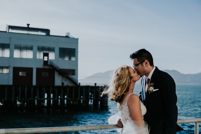 Gallery 308 Wedding | Fort Mason Center | Shannon Rosan
