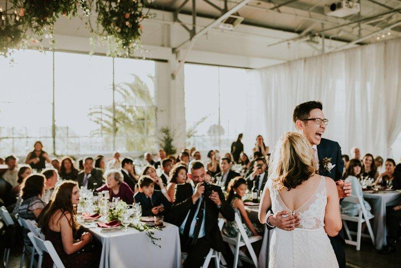Gallery 308 San Francisco Wedding