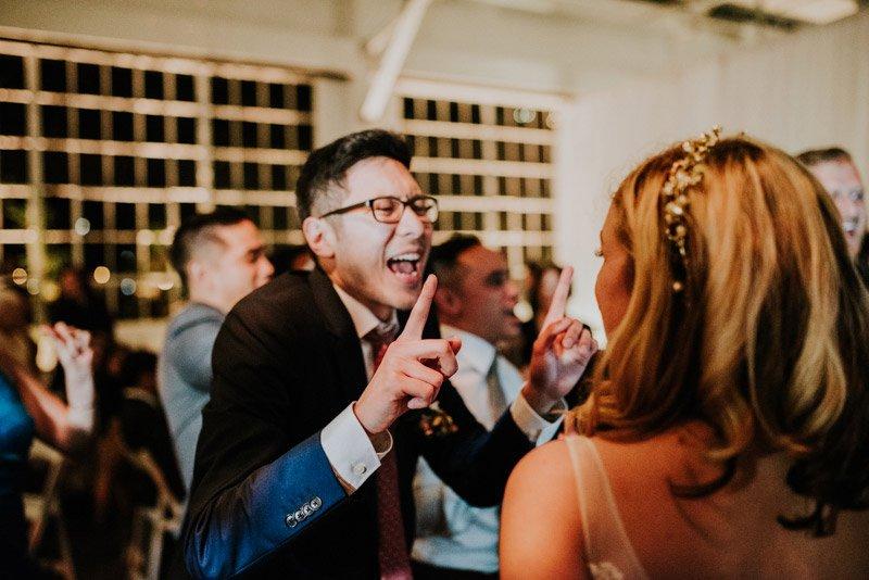 Gallery 308 Wedding Reception
