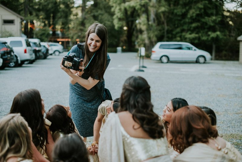 Wedding Photography Behind the Scenes