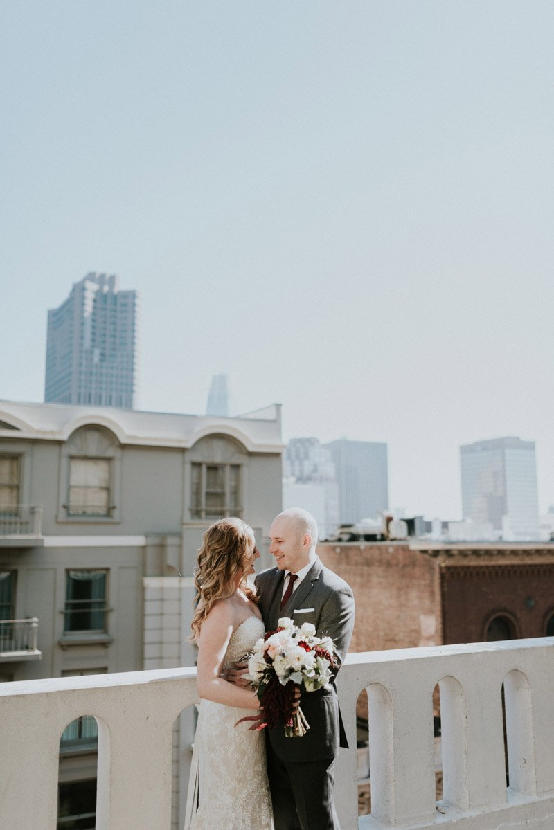 Fairmont San Francisco Wedding