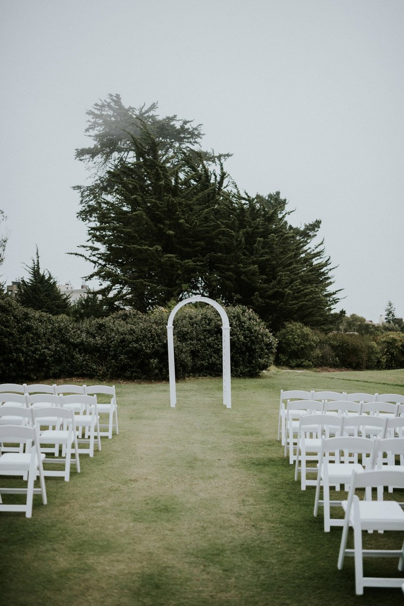 Presidio Cafe wedding | San Francisco | Shannon Rosan - rosanweddings.com