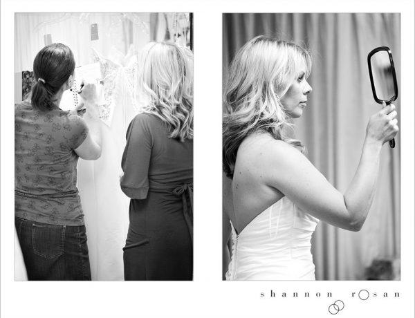 Jenn Martin and Jennifer Pearce Dress Shopping