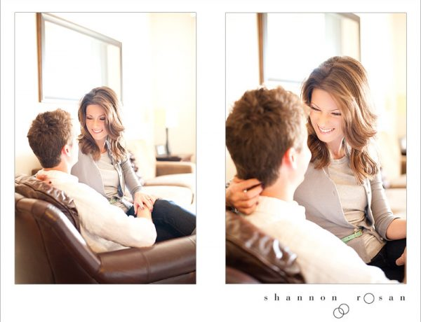 Nicci & Colin : Chico Engagment Session by Shannon Rosan