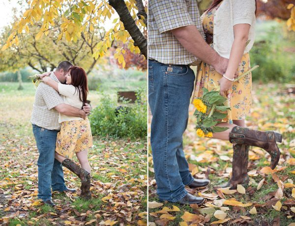 White Ranch Chico Engagement Session 15