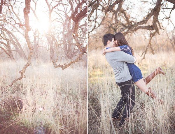 California Engagement Session