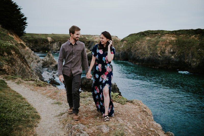 Mendocino Engagement Photos | Shannon Rosan