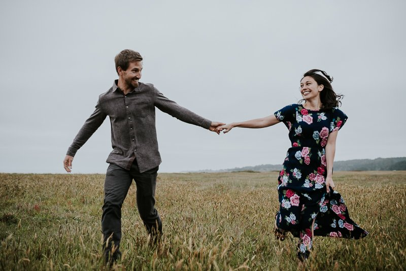 Mendocino Engagement Photos | Shannon Rosan
